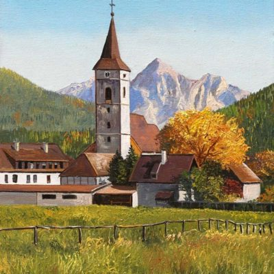 Austria Countryside - Andrew Kiss