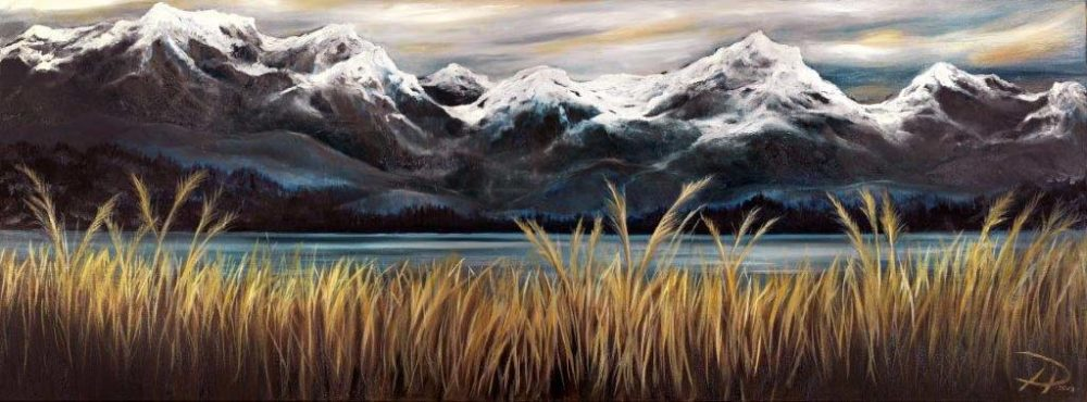 Austrian Alps - Tanya Jean Peterson