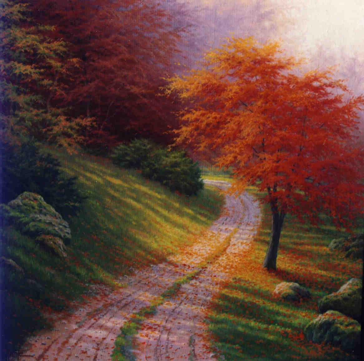 Autumn Adventure Charles White