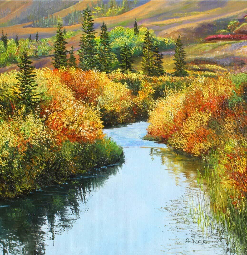 Autumn Creek - Andrew Kiss