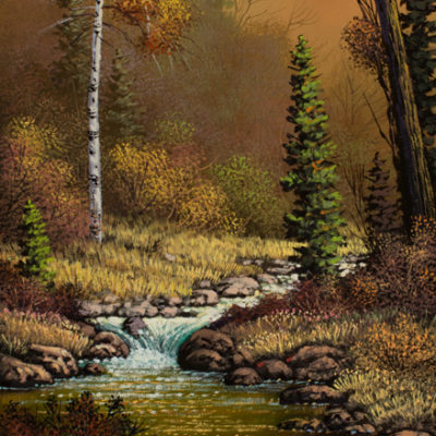 Autumn Creek - Roger Arndt