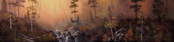 Autumn Exposed - Roger Arndt