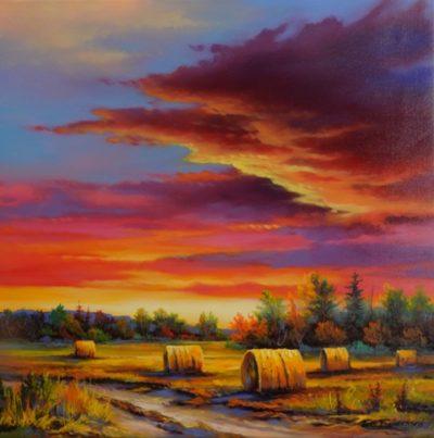 Autumn Fire - Jonn Einerssen