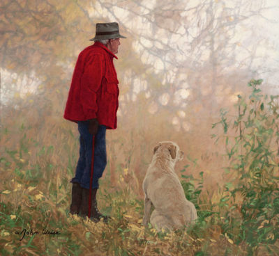 Autumn Friends John Weiss