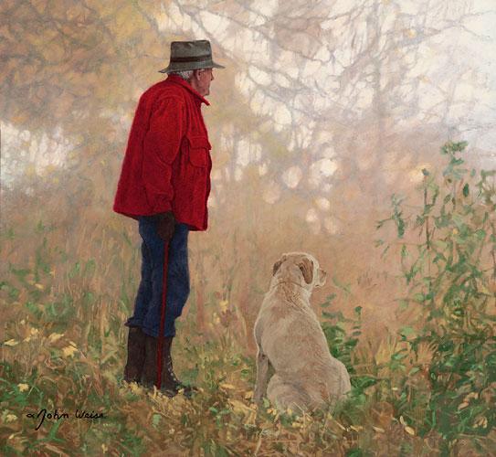 Autumn Friends John Weiss