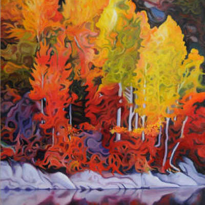 Autumn Glory John Zacharias