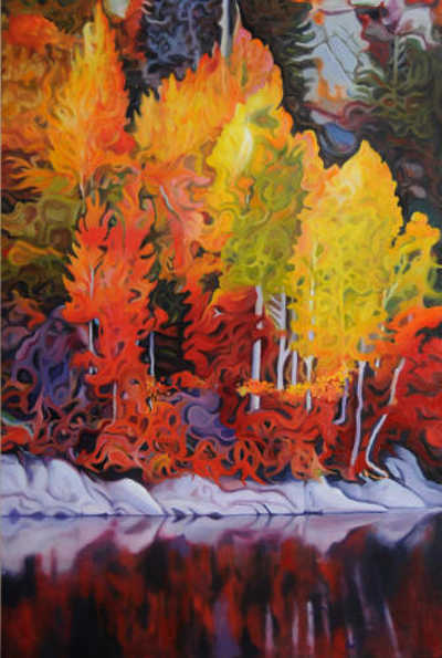 Autumn Glory John Zacharias