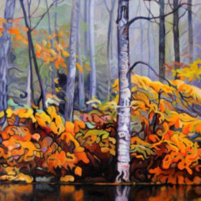 Autumn Mist John Zacharias