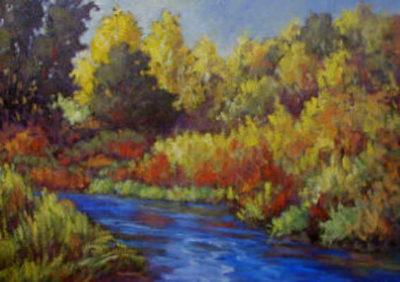 Autumn Quilt Audrey Pfannmuller
