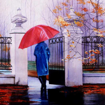 Autumn Rain John Zacharias