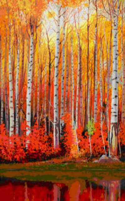 Autumn Spectrum John Zacharias