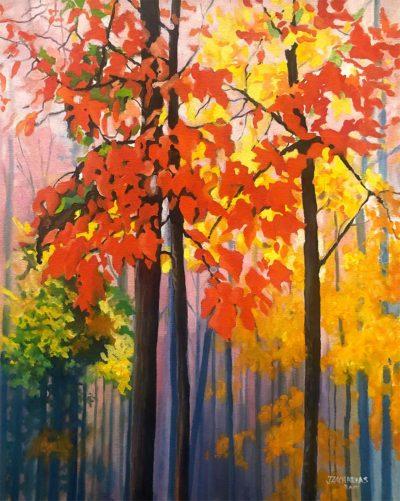 Autumn Splendor - John Zacharias