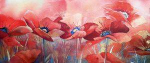 Autumn Sunset - Larisa Cheladyn