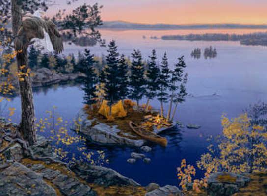 Autumn's Call Darrell Bush
