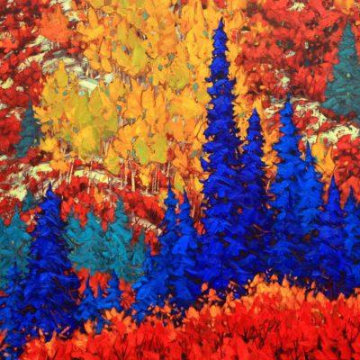 Autumns Garden - Dominik Modlinski