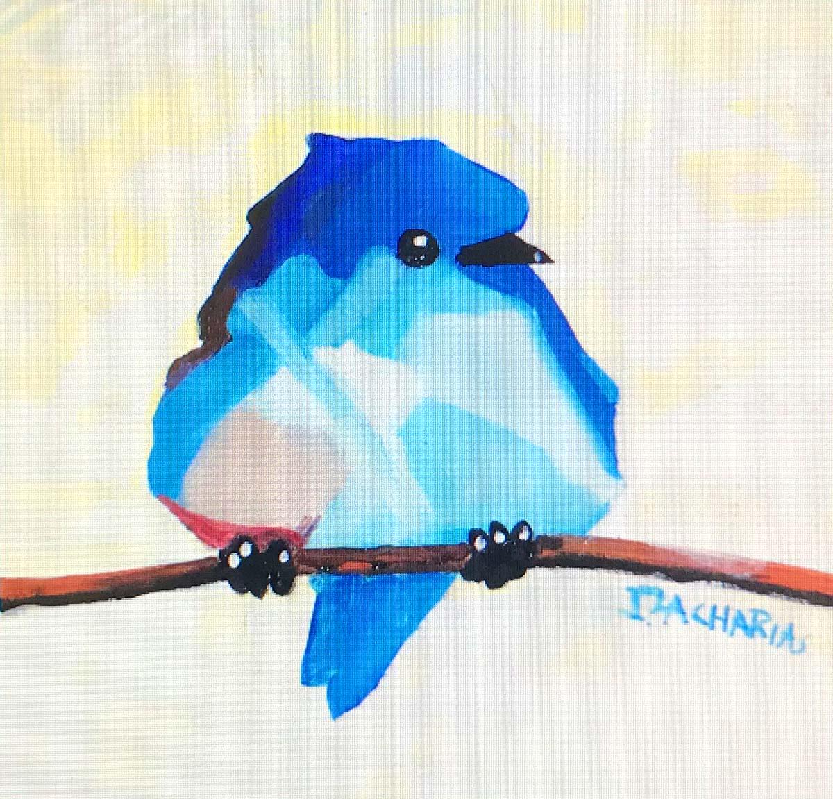 Baby Blue - John Zacharias