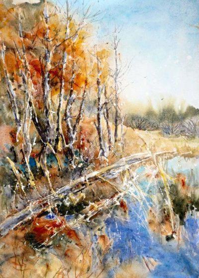 Back Pasture - Audrey Pfannmuller