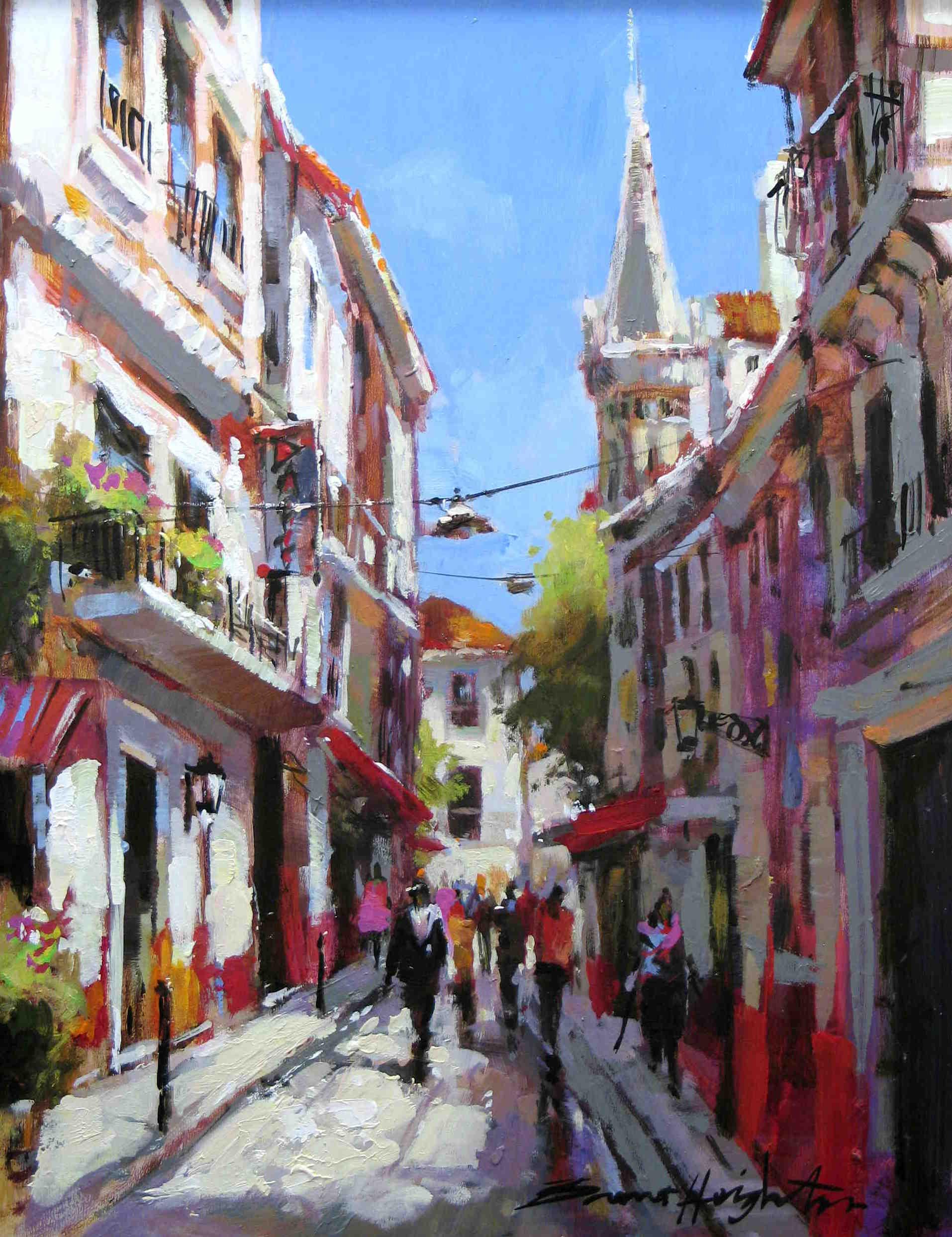 Back Streets Brent Heighton