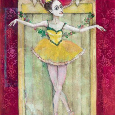 Ballerine Tutu - Cassandra Christensen Barney