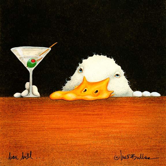 Bar Bill - Will Bullas