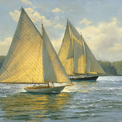 Bay Light Don Demers