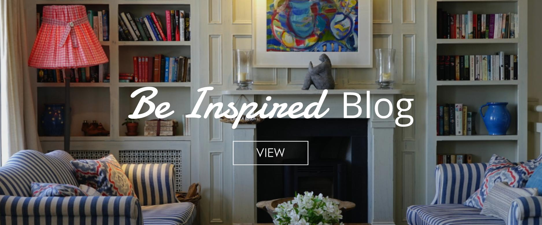 Be Inspired Blog