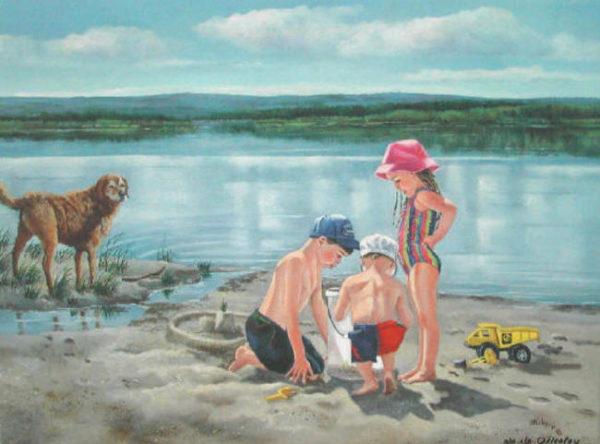 Beach Business Joan Healey