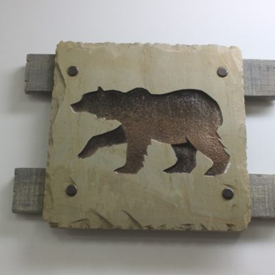 Bear Slate Roy Hinz