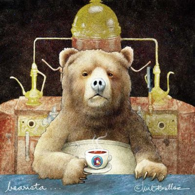 Bearista - Will Bullas