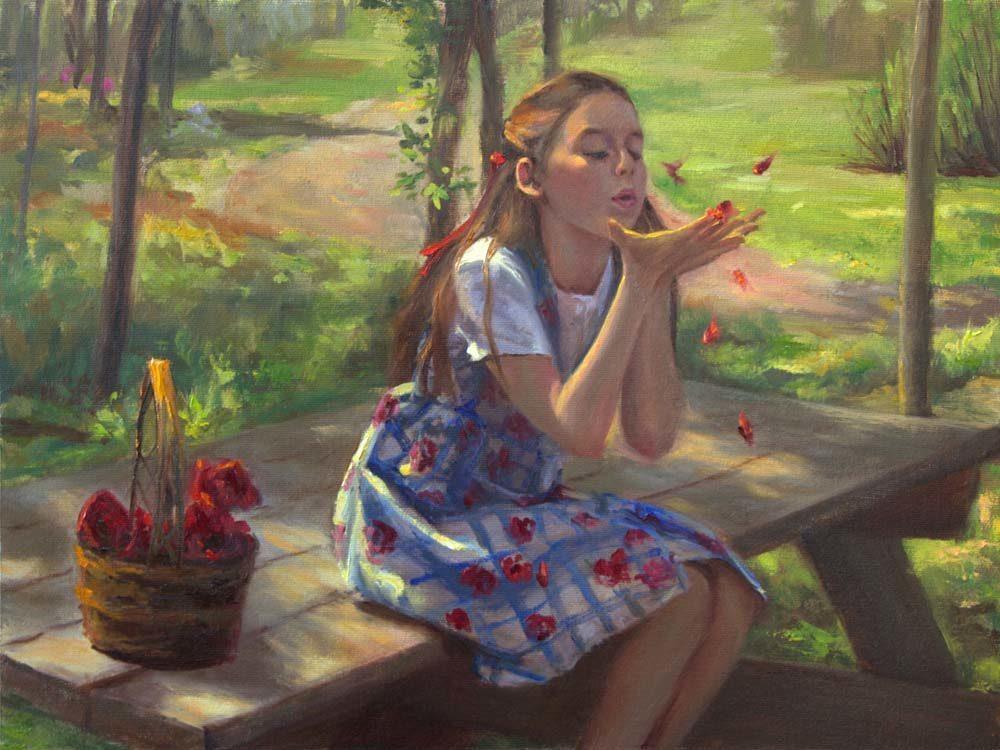 Bella's Petals - Michelle Murray