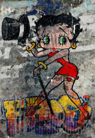 Betty Eros Steven Csorba