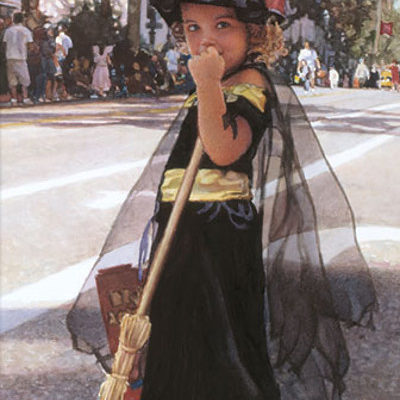 Bewitching Steve Hanks
