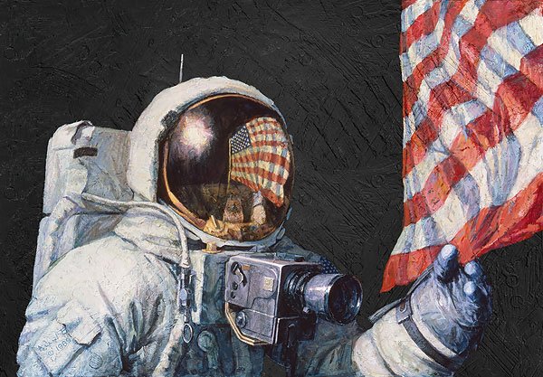 Beyond A Young Boy's Dream Alan Bean
