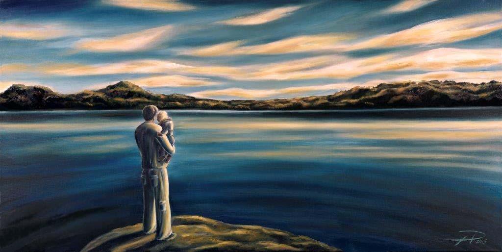 Beyond the Horizon - Tanya Jean Peterson