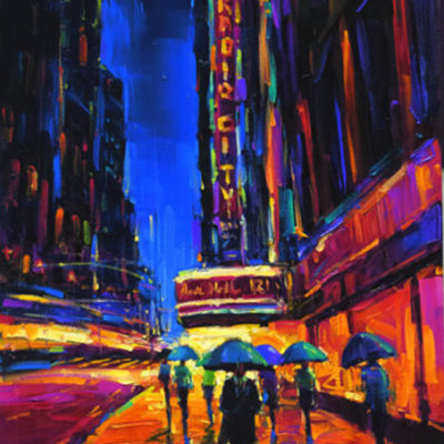 Big City Of Dreams Michael Flohr