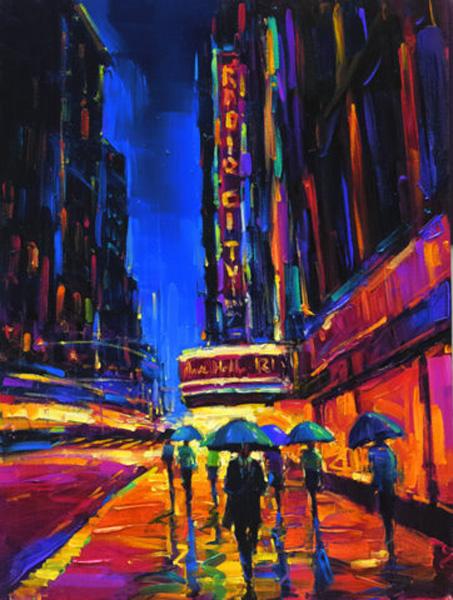 Big City Of Dreams Michael Flohr
