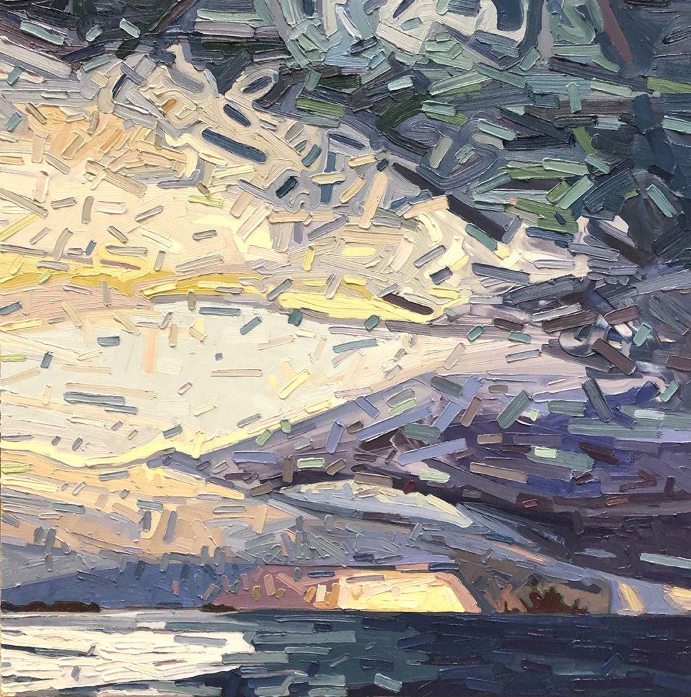 Big Storm Lake 14 - David Grieve