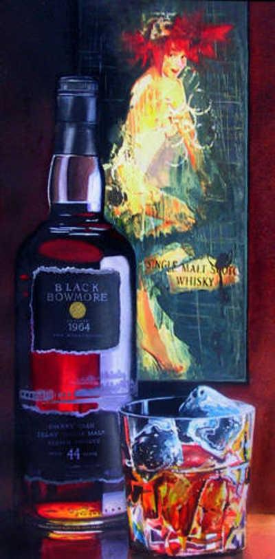 Black Bowmore John Zacharias