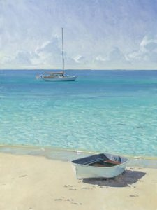Blog Art Can Give You A Sense Of Well Being Ashore At Soldier's Cay Christopher Blossom
