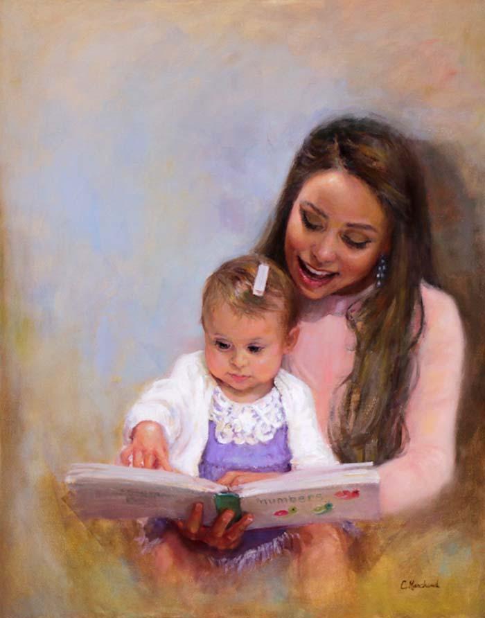 Blog-Artist-Catherine-Marchand-Paints-Celebrity-Portrait-2
