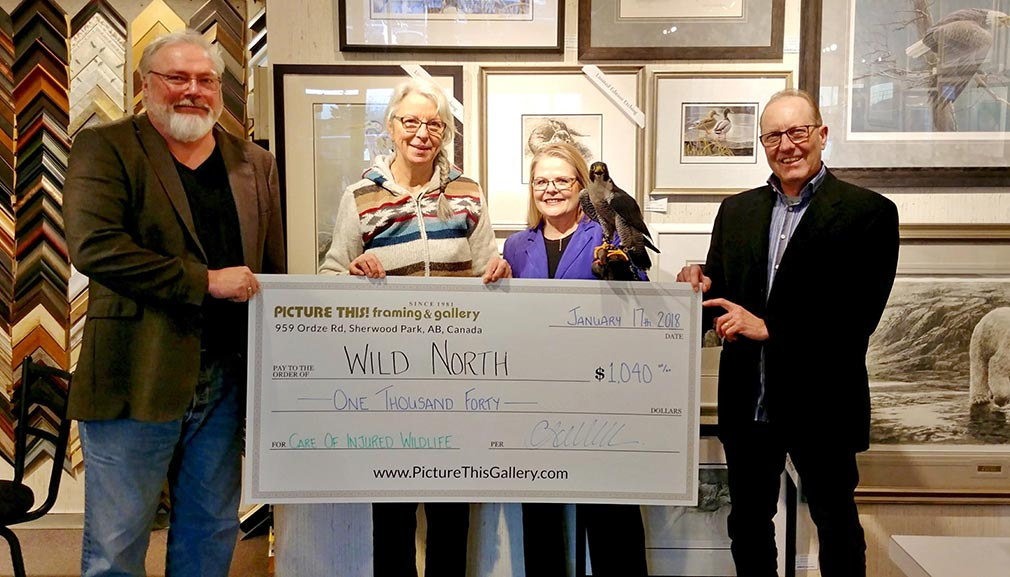 Blog - Picture This Gallery Donates to Wild North 1