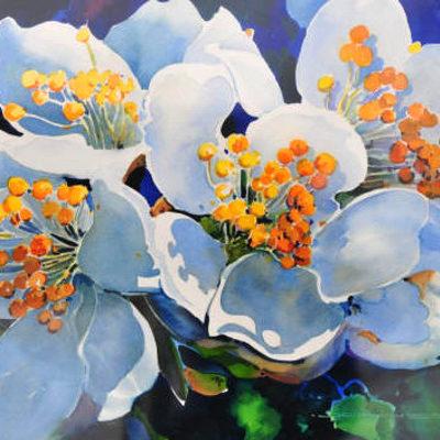 Blossom Time Gregg Johnson