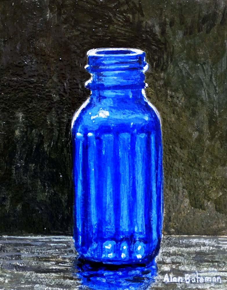 Blue Bottle - Alan Bateman