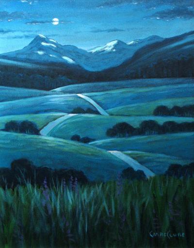 Blue Highway Chris MacClure