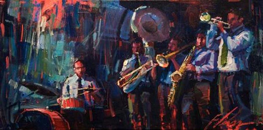 Blue Note Michael Flohr