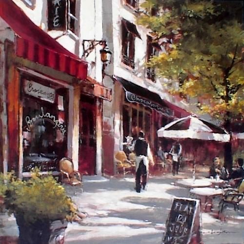 Boulevard Cafe Brent Heighton