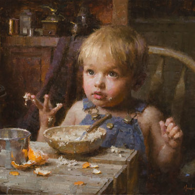 Bowl Of Oats Morgan Weistling