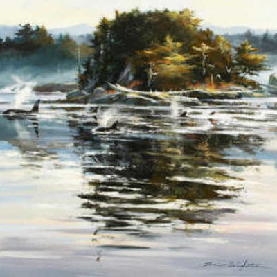 Breaking The Surface Brent Heighton