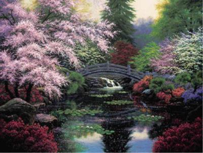 Bridge Of Tranquility Charles White