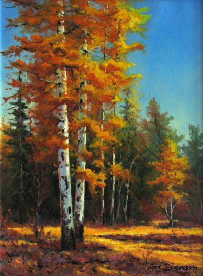 Brilliant Autumn - Jonn Einerssen